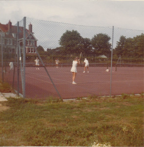 Club Finals Mixed Doubles 15.07.1963